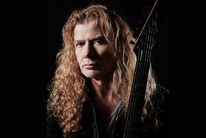 Dave Mustaine: «Ο Bruce Dickinson με βοήθησε κατά τη διάρκεια της μάχης με τον καρκίνο!»