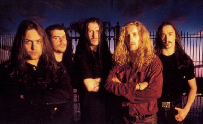 "PARADISE LOST re-releases anniversary edition of ""Draconian Times""!!"