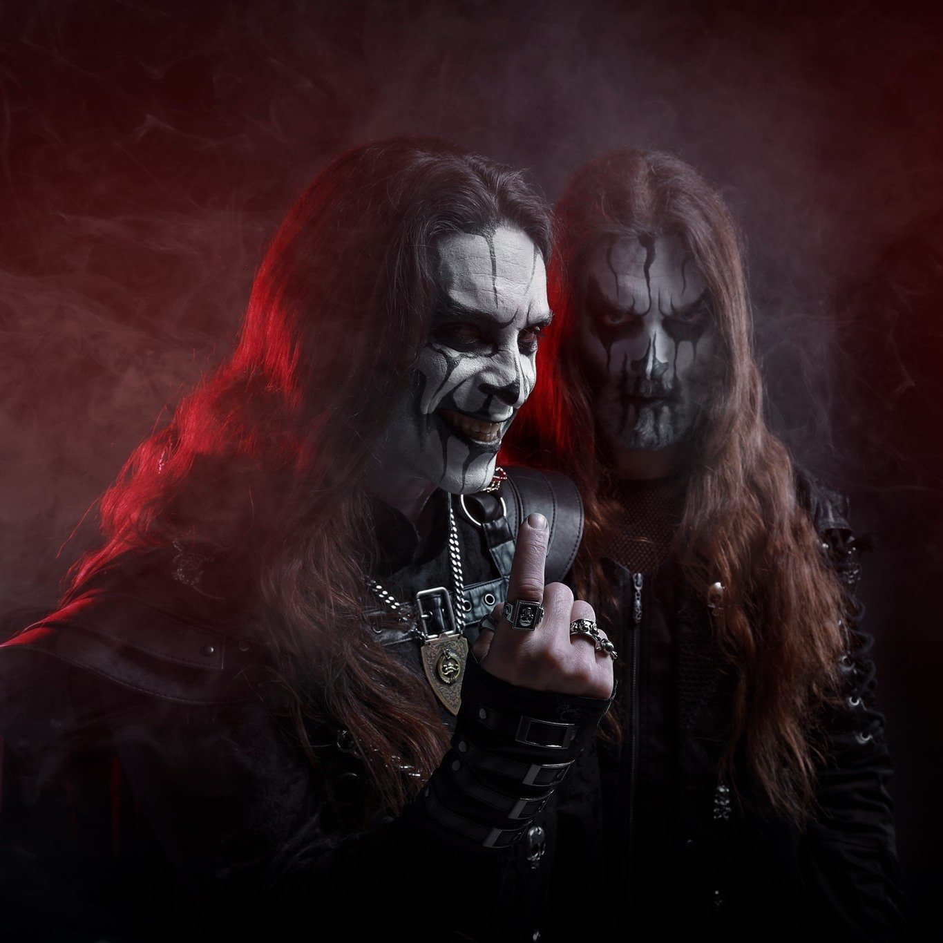 "CARACH ANGREN featured in DC comic series ""Dark Nights: Death Metal OST""."