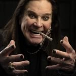 Ozzy Osbourne back at work on a new album!