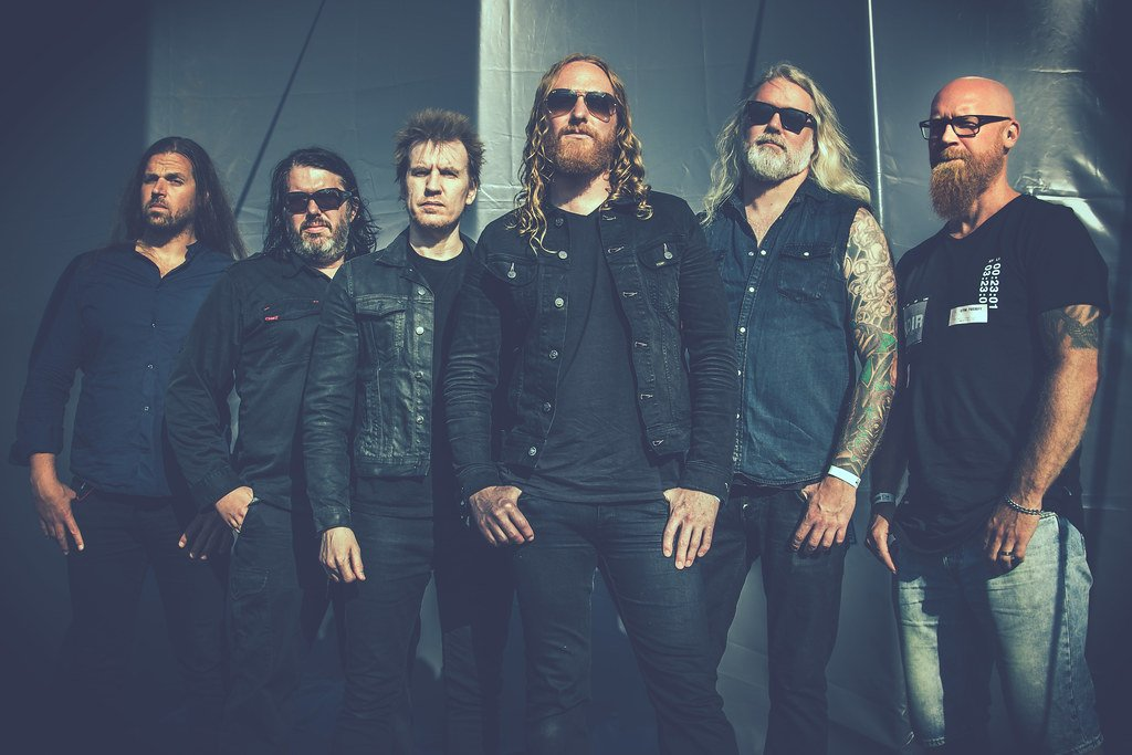 "DARK TRANQUILLITY To Release ""Moment"" Album In November!!"