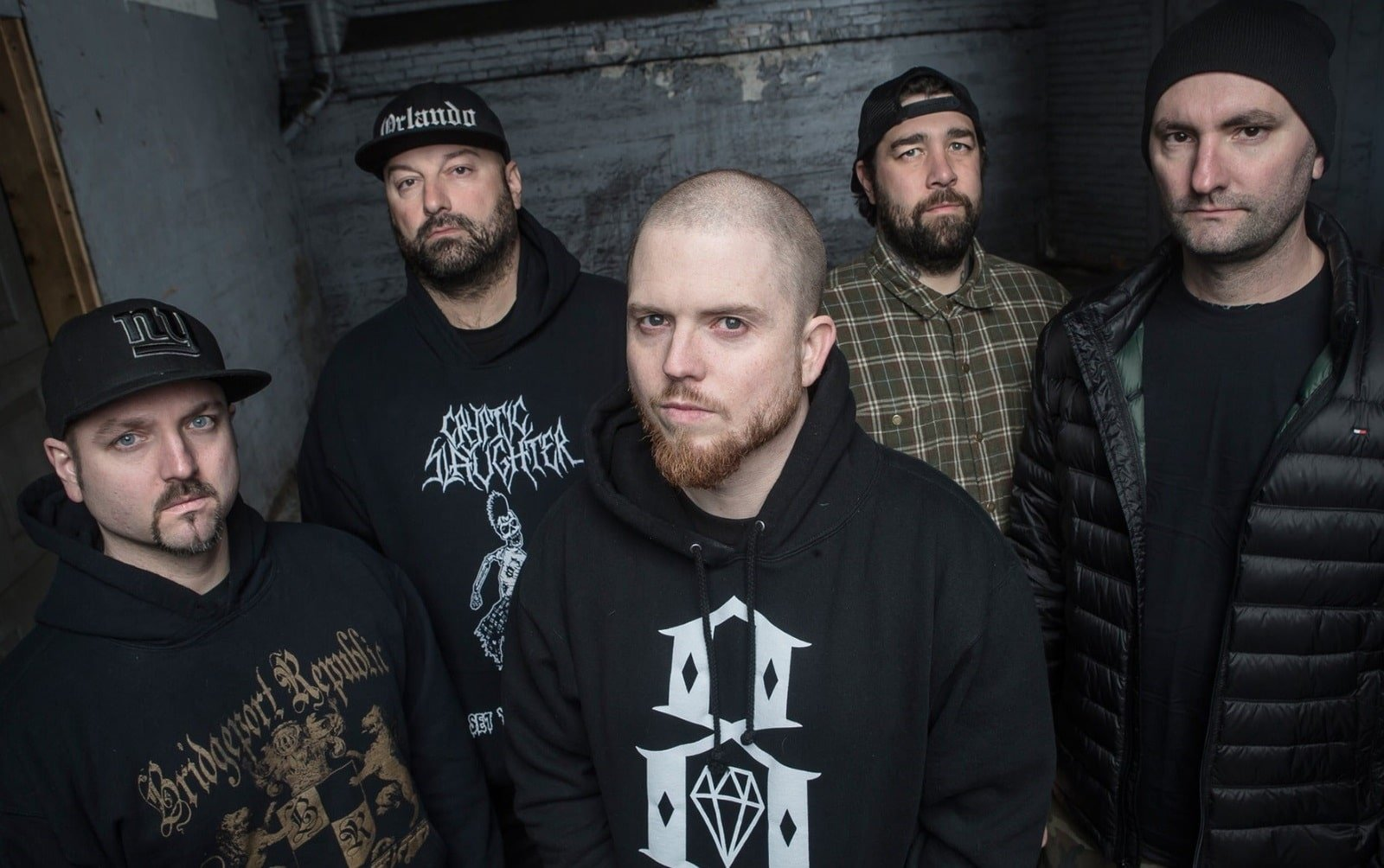 "HATEBREED Release New Single ""When The Blade Drops""!"