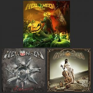 Helloween – Unarmed / 7 Sinners /  Straight Out Of Hell (Remastered 2020)