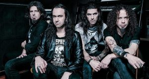 MOONSPELL are recording their forthcoming album!