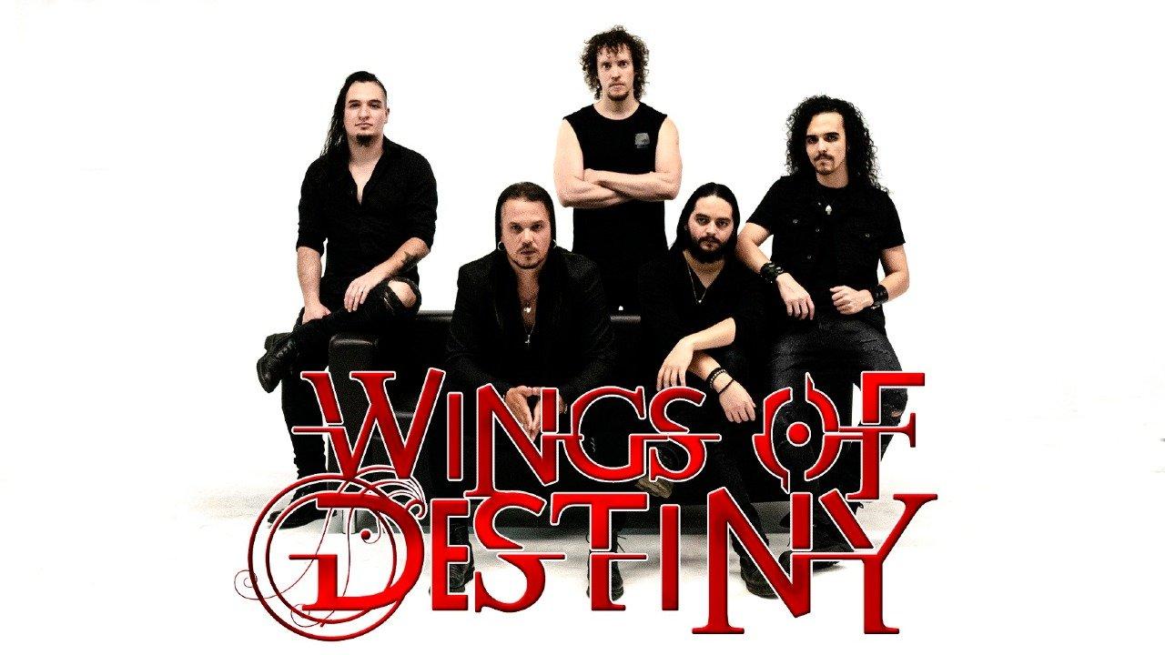 """Οι WINGS OF DESTINY κυκλοφορούν single και βίντεο με το τίτλο """"Live Again"""" από το επερχόμενο τους άλμπουμ."""