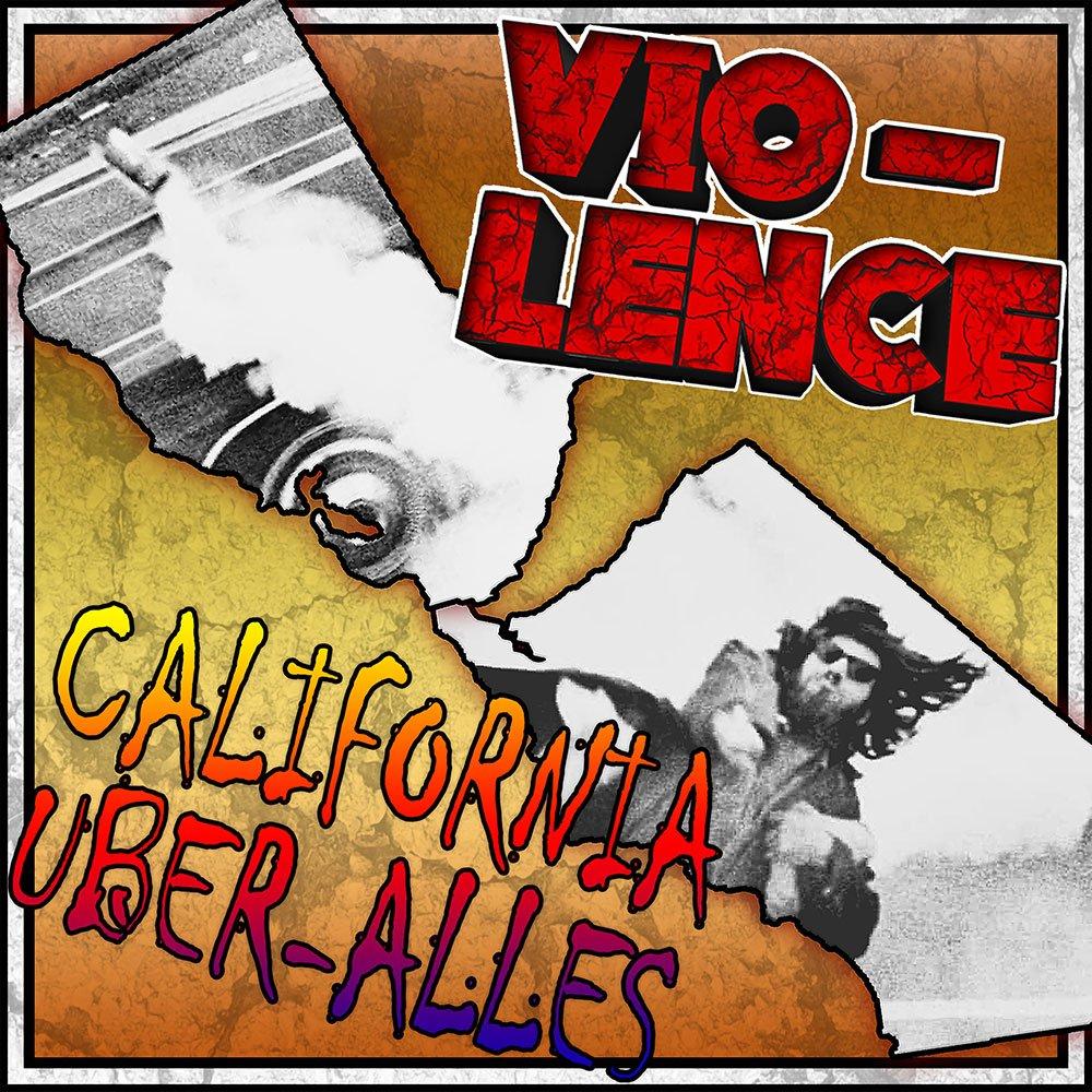 Οι VIO-LENCE κυκλοφορούν βίντεο για το ψηφιακό single «California Uber Alles»!
