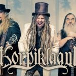 KORPIKLAANI are releasing a POWERWOLF cover!