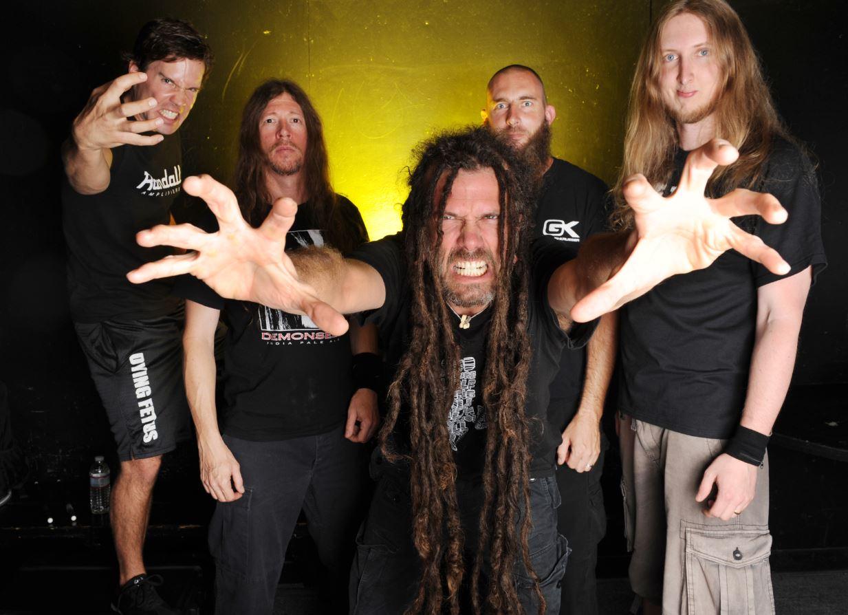 Οι SIX FEET UNDER κυκλοφόρησαν το πρώτο single από το επερχόμενο νέο άλμπουμ τους, «Amputator»!