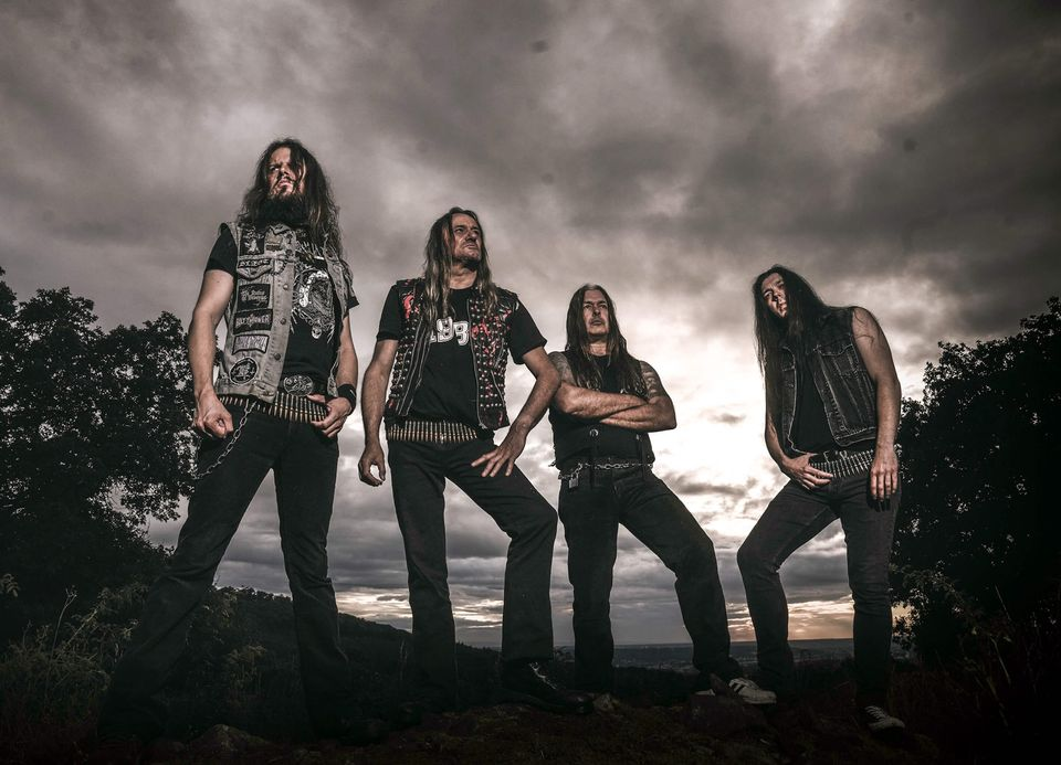 "SODOM Release Lyric Video For New Song ""Sodom & Gomorrah""!"