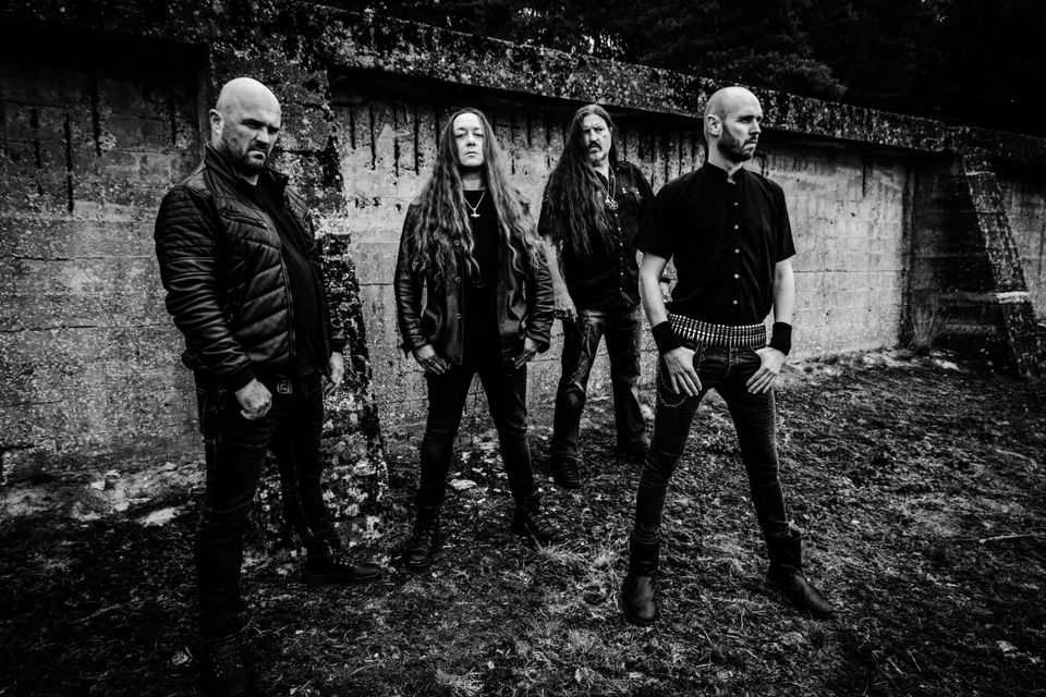"SOULBURN Release Lyric Video For New Song ""From Archaeon Into Oblivion""."