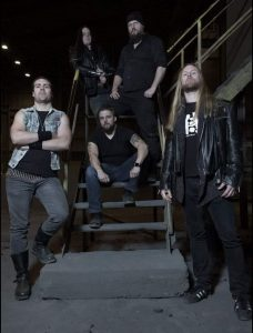 Death Metallers THE CROWN Are Recording Their New Album,Studio Video Available.
