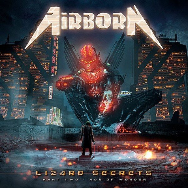 "Italian Heavy Metallers ""AIRBORNE"" sign new deal with Fighter Records and reveal 1st single & cover!"
