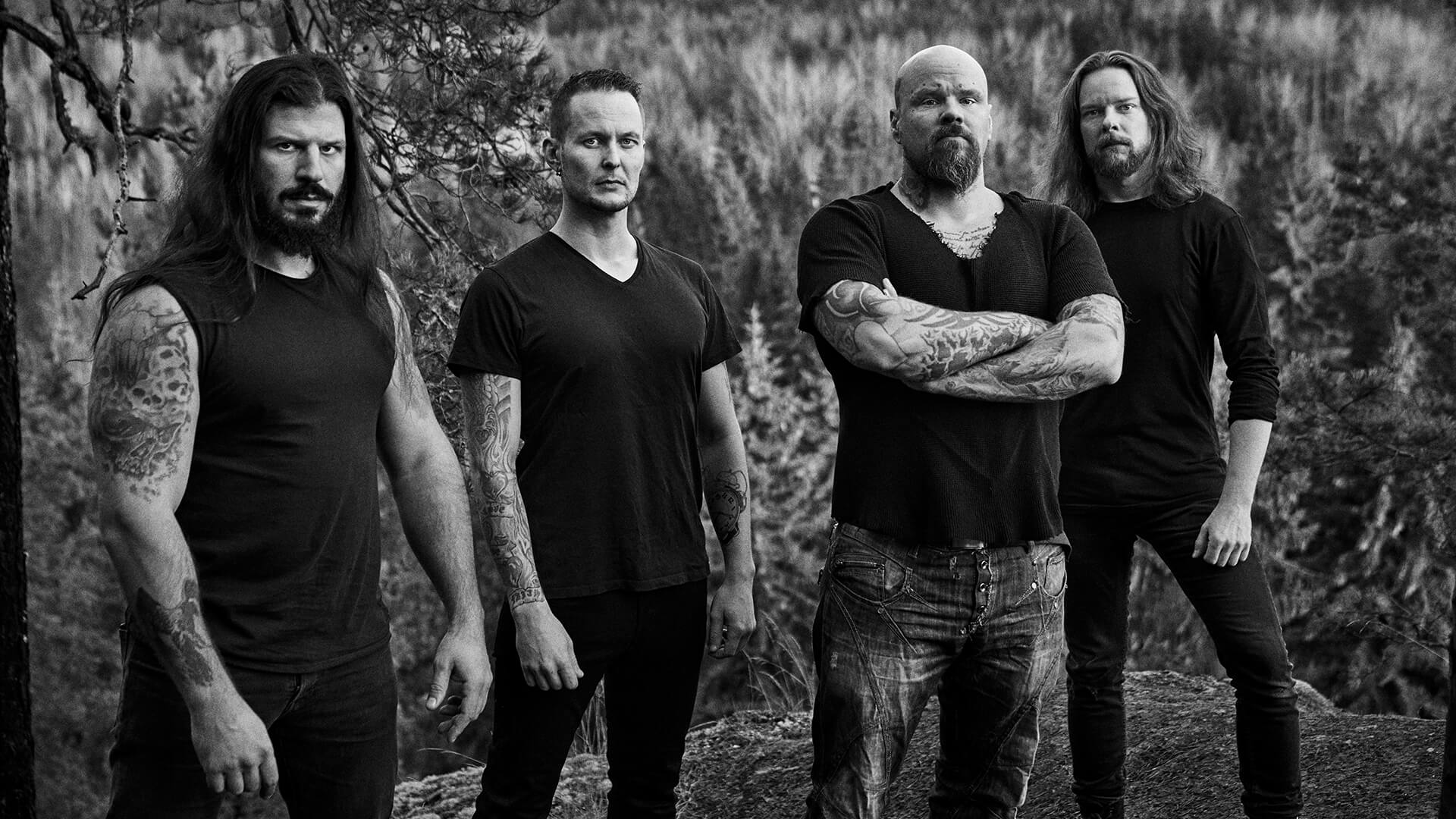 WOLFHEART To Release New EP, Title Track Available.