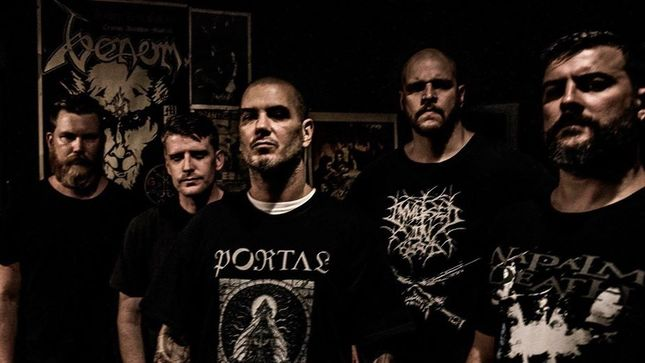 "PHILIP ANSELMO's SCOUR To Release ""Black"" EP In November!"