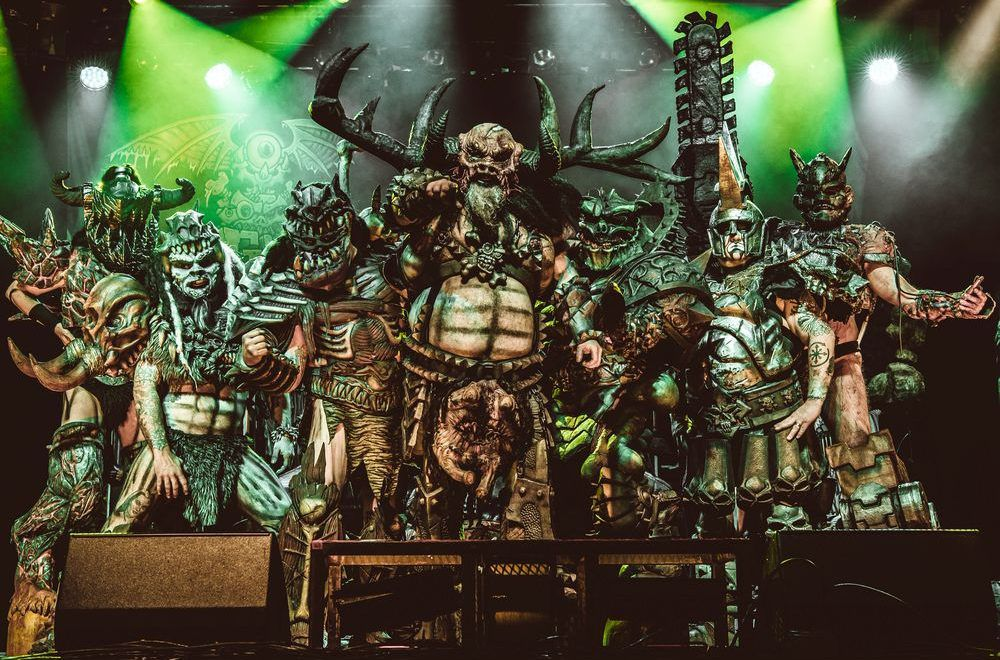 "GWAR announces ""Scumdogs XXX Live"" presented by Liquid Death and Metal Injection!"