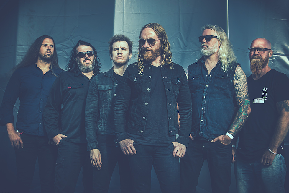 DARK TRANQUILLITY Release Video Clip For New Single.