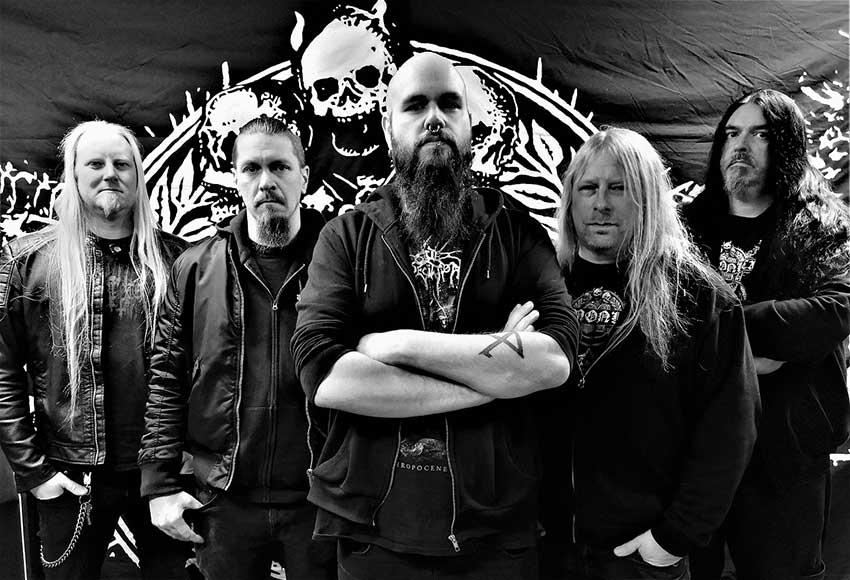 Επίσημο βίντεο από τους Σουηδούς DEMONICAL για το νέο τους τραγούδι  «Slipping Apart».