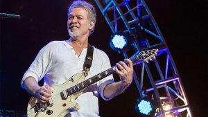 The emblematic Eddie Van Halen died at the age of 65.