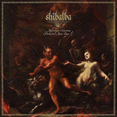 Shibalba – Nekrologie Sinistrae (Orchestral Noise Opus I)