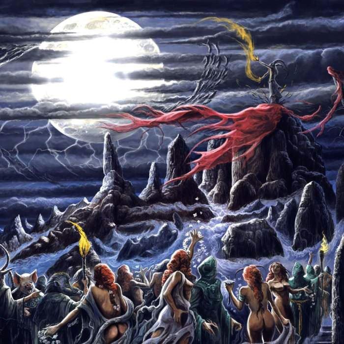 Varathron – Glorification Under The Latin Moon (Live Album)