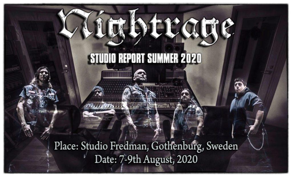 nightrage studio report-ENG