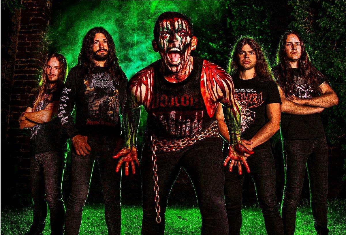 Οι CARNATION κυκλοφόρησαν Drum Play-through για το «Napalm Ascension».