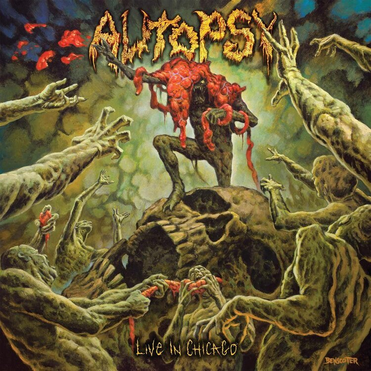 Autopsy – Live In Chicago (Live Album)