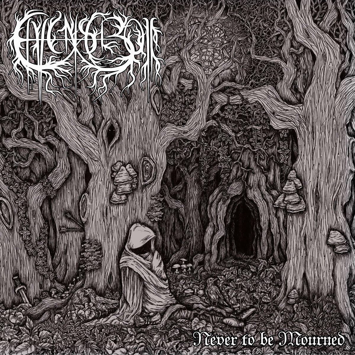 Elvenscroll – Never To Be Mourned (EP)