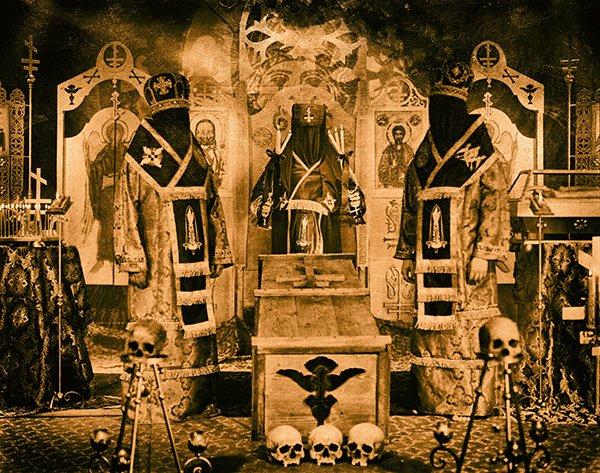 Live άλμπουμ τον Δεκέμβριο από τους BATUSHKA.