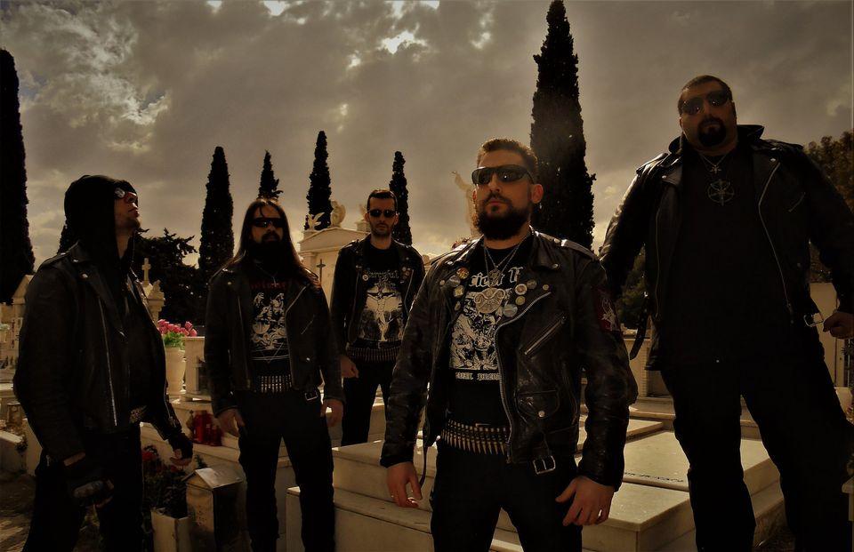 Νέο τραγούδι από τους Black Metallers CAEDES CRUENTA.