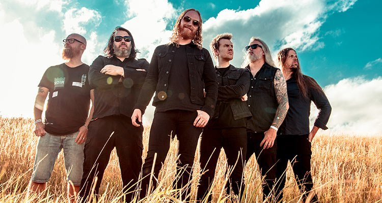 "DARK TRANQUILLITY Releases Music Video For ""Eyes Of The World""."