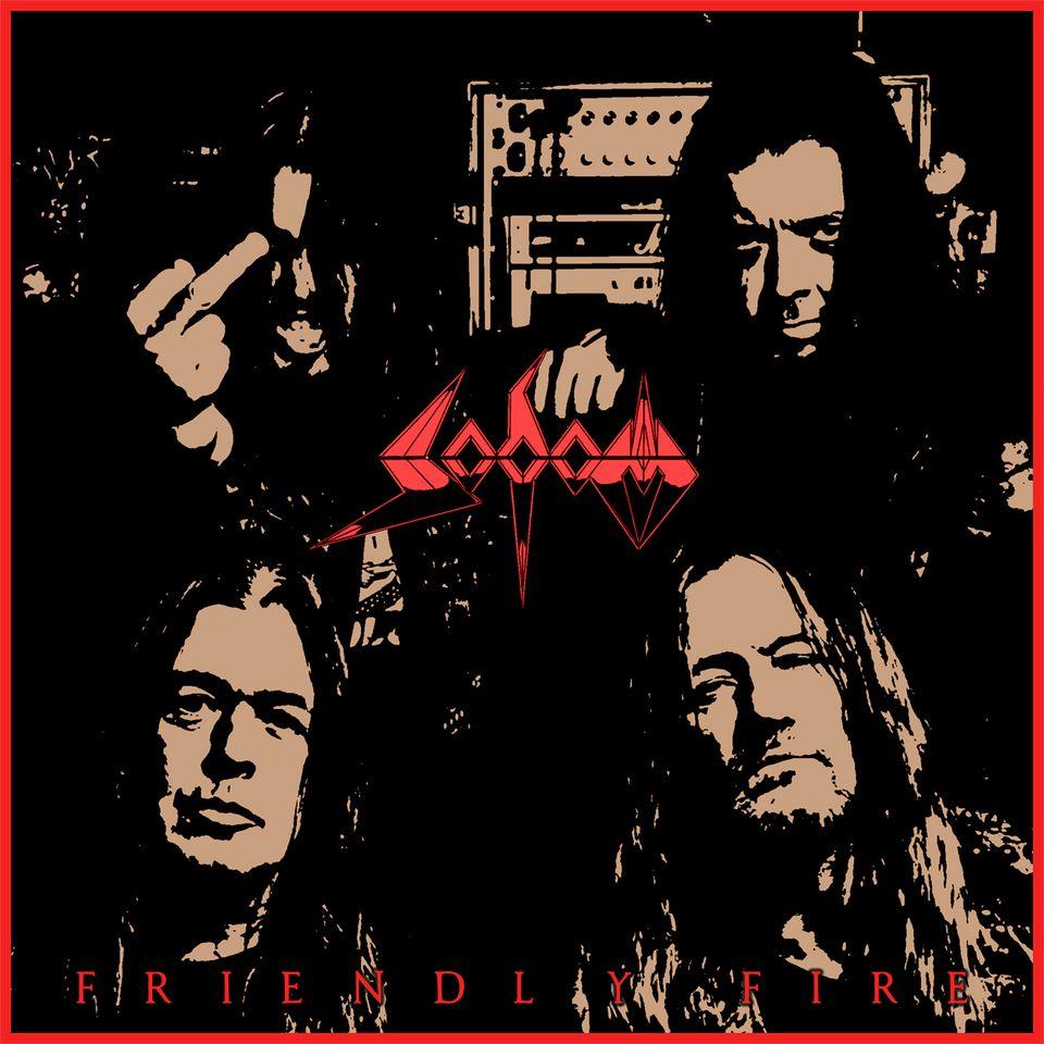 Πρεμιέρα για το νέο τραγούδι των SODOM «Friendly Fire»!
