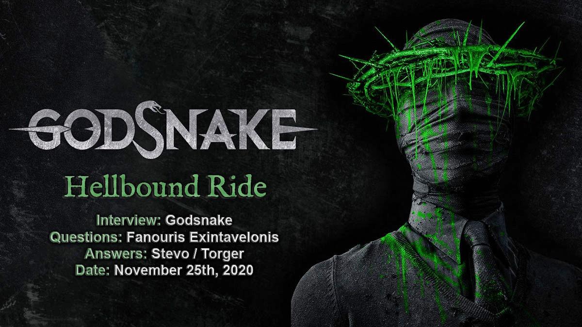 Godsnake – Hellbound Ride