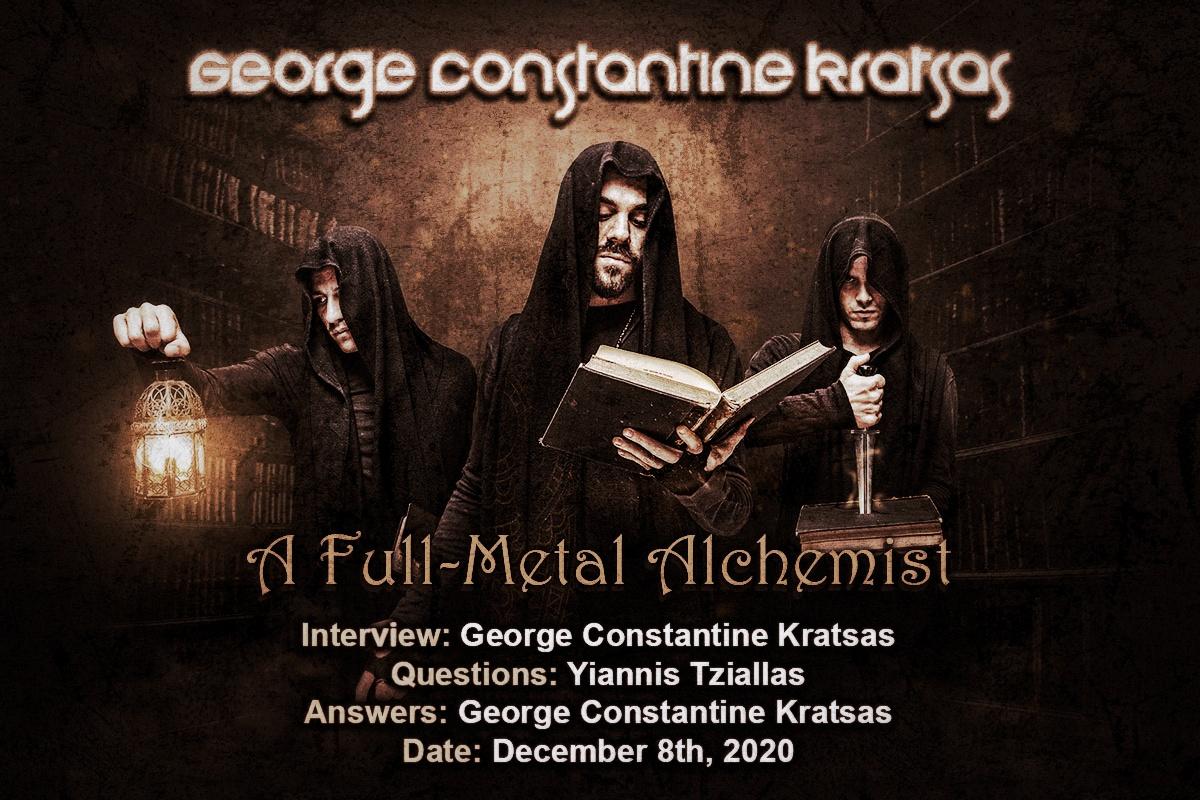 George Constantine Kratsas – A Full-Metal Alchemist