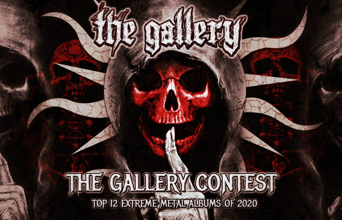 THE GALLERY Contest-Poll: Best EXTREME METAL albums for the year 2020!