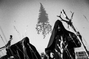 """Black Metallers GRIMA Announce New Album """"Rotten Garden""""."""