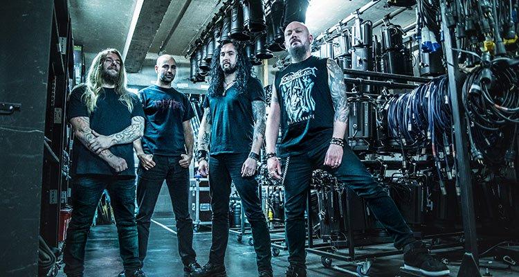 Death/Thrash Metallers LOUDBLAST Release New Music Video.