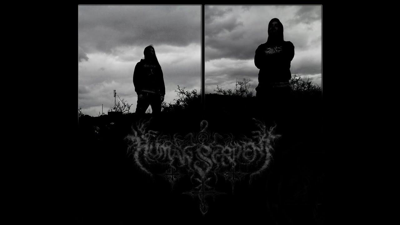 Black Metallers HUMAN SERPENT Premiere New Song!