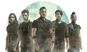 SCAR OF THE SUN Signs Worldwide Record Deal with Napalm Records!