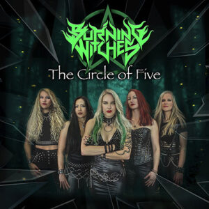 Burning Witches – The Circle Of Five