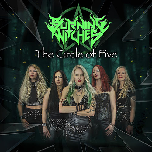 Burning Witches – The Circle Of Five (Single)