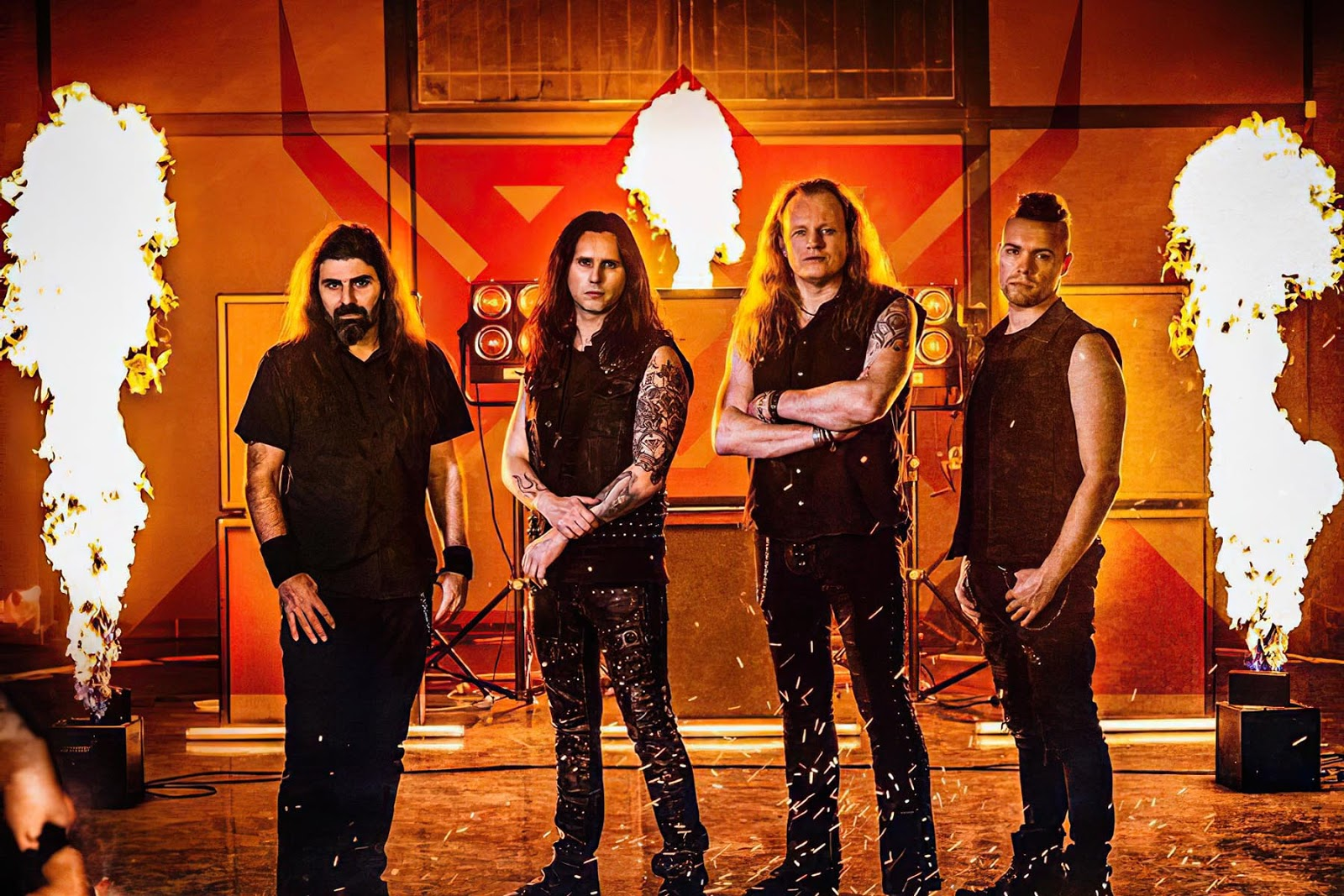 """FIREWIND released new music video for """"Devour""""!"""