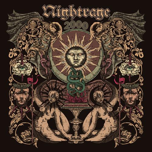 Nightrage – Demo 2000 (Compilation)