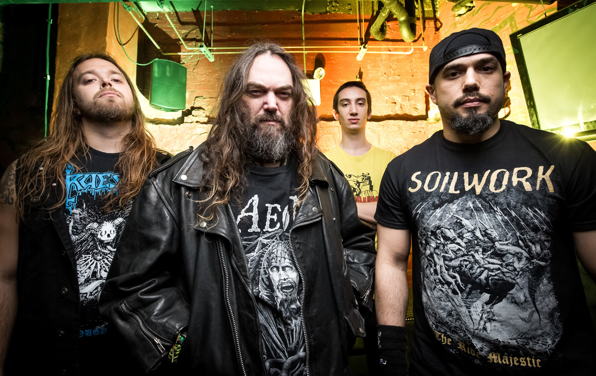 SOULFLY: Enter The Studio To Record New Album!