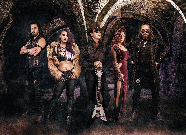 Οι THERION κυκλοφόρησαν το single και το μουσικό βίντεο «Tuonela» καθώς και το νέο τους άλμπουμ «Leviathan»!