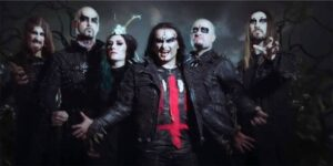 CRADLE OF FILTH revealed the title of their new album!