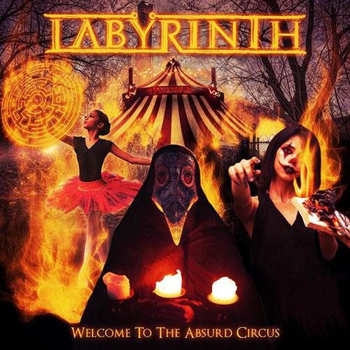 Labyrinth – Welcome Τo Τhe Absurd Circus