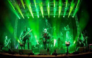Norwegian Black Metallers NORDJEVEL Announce New EP.