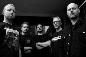 Danish Death Metallers URKRAFT signs with Massacre Records.