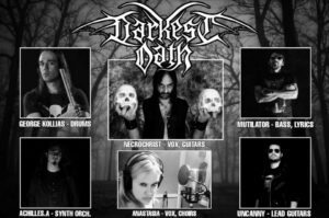 George Kollias And Jim Mutilator Join Forces On DARKEST OATH's Upcoming Record!